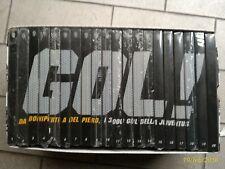 COFANETTO 20 DVD GOL! DA BONIPERTI A DEL PIERO, I 300 GOL DELLA JUVENTUS  NEW