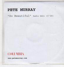 (EP684) Pete Murray, So Beautiful - DJ CD