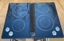 *Video Demo* Jenn-Air JED8430BDB Glass Downdraft Cooktop Black Electric 30""