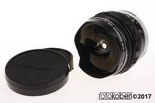 MINOLTA MC 16mm f/2,8 Fish Eye - SNr: 1503775