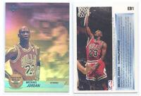 Lot 3 Hologrammes 1992/93 Upper Deck Jordan Rodman Robinson cartes NBA Italian