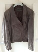 NEXT Real leather  Jacket Size 20 ****Reduced****