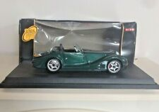 Maisto Premiere Edition 1:18 Morgan Aero 8 Model Car Green Colour