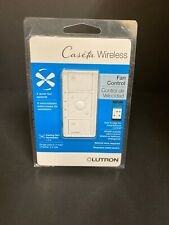 💫Lutron Caseta Wireless Smart Fan Speed Control - White PD-FSQN-WH-R💫