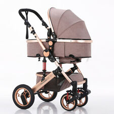 Kinderwagen Trally® 3in1 Kombi-Kinderwagen Babywanne-=Buggy Auto-Babyschale 100