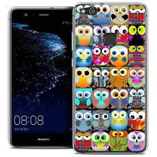 """Coque Crystal Gel Pour Huawei P10 LITE (5.2"""") Souple Claude Hibous"""