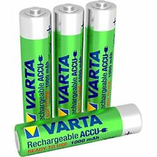 F845638 Fbatterie Rechargeable Varta Accu Ready2use AAA Ni-mh (4-pack 1000 Mah)