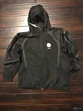 North End XBox 360 Jacket Men's Size Large L Black W/Hood,New with tags!