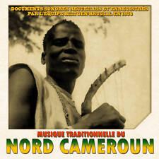 CD Musique du Nord Cameroun - peuples Kirdi et Foulbé