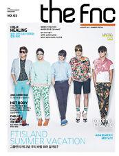 FTISLAND - The FNC Magazine 2013 No. 3 [Limited Edition] Magazine + DVD K-POP