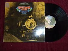 LP GREEN BOARD SOUTH (sounds of Railway) Quadraphonic µ