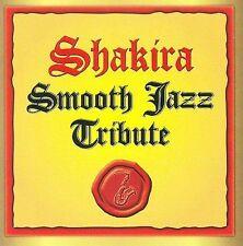 Shakira Smooth Jazz Tribute