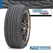 1 New 245/45ZR18 Ohtsu FP8000 100W XL Tire Falken F30483865 2454518