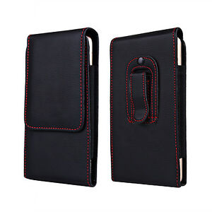 PU Leather Bag Case For iPhone 8 Samsung S8 Note8 Xiaomi 6 4.7 5.5 6.3 Pockets