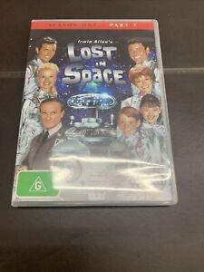 LOST IN SPACE -  season part 1 dvd