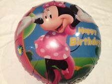 Birthday, Child Mickey Mouse Round Party Foil Balloons
