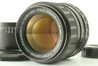 【EXCELENT++++】Fujica Fujinon T 100mm 2.8 M42 Screw Mount Lens From Japan #084