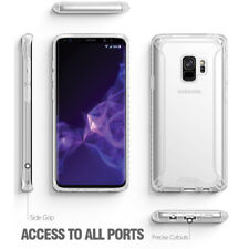 POETIC Shockproof Case Affinity Transparent TPU Cover For Samsung Galaxy S9 CR
