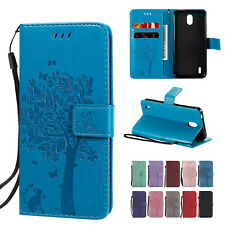 For Nokia 1.3 2.3 Case 3D Patterned Magnetic Flip Leather Wallet Phone Cover