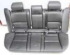 Bmw E61 5er Touring Rücksitzbank Sitzbank hinten Leder Ledersitz schwarz
