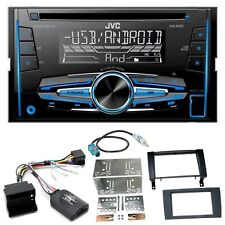 JVC kw-r520 Autoradio Cd usb mp3 AUX IN kit de montage pour Mercedes SLK r171