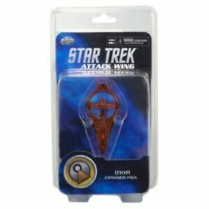 D'Kyr: Expansion Pack: 739W032614 New Sealed Product - Star Trek Attack Wing