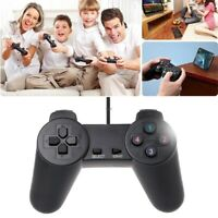 USB2.0 Wired Game Controller for PC Windows 7/8/10 Gamepad Joystick UK STOCK