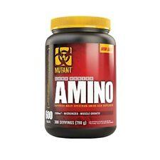 Mutant Amino 600 Tabletten Premium Aminosäuren BCAA Muskelaufbau