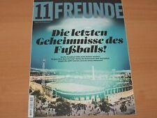 """11 FREUNDE """"Die letzten Geheimnisse des Fußballs!"""" Ausgabe Januar 2017 Neuwertig"""