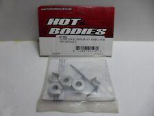 HOT BODIES HB61155 Clamp-On Aluminium Hex Wheel Hub (HPI Savage) *RARE* RC PARTS