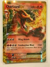 Charizard EX ULTRA RARE 12/108 Pokemon Card TCG XY Evolutions HOLO NM