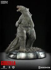 "GODZILLA - 24"" Godzilla 2014 Movie Maquette Statue (Sideshow) #NEW"