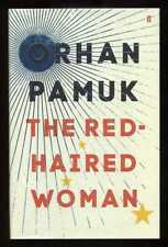 Orhan Pamuk - The Red-Haired Woman; SIGNED 1st/1st