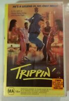 Trippin' VHS 1999 Comedy David Raynr Deon Richmond Palace / Roadshow Large