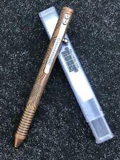 Brian Fellhoelter Copper TiBolt for TAD gear Triple Aught Design TOPO EDC Pen