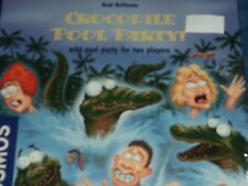 Crocodile Pool Party - Rio Grande Games Board Game New! Kids & Childrens Game