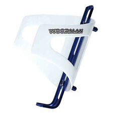 Porte-Bidon bottle cage 20grs WOODMAN Carbon Cage Aj  white NEW