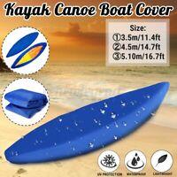 Dauerhaft Kayak Abdeckung Boot Staubschutzhaube Wasserdicht Shield