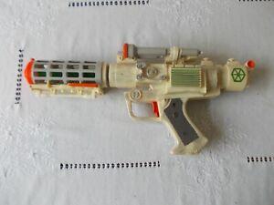 Star Wars General Grievous light & sound blaster gun