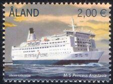 Aland 2013 Ships/Ferries/Boats/Nautical/Commerce/Transport 1v (af1023)