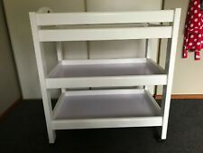 BOORI White Baby Change Table Excellent Condition