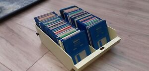 "100 COMMODORE AMIGA  3.5"" FLOPPY DISKS TESTED"