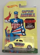 Captain America Ford Diecast Cars