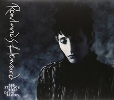 Six Strings That Drew Blood by Rowland S. Howard (CD, Nov-2014) NEW
