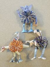 Star Wars Episode I TPM Koosh Ball Lot of 3 Kaadu, Sebulba, Watto 1999 Loose