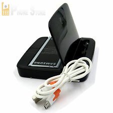 Per Samsung Galaxy Note 4 sm-n910f docking station tavolo supporto di ricarica batteria scomparto
