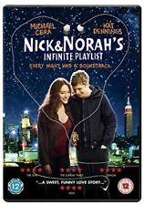 Nick And Norah's Infinite Playlist [DVD] [2009], , Very Good, DVD