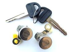 Suzuki Vitara Et , Ta 3 5 Türen 1988-1998 2 Türschloss Zylinder mit 2 Schlüsseln