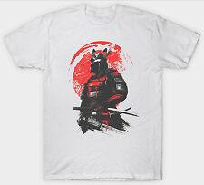 Guerrero Samurai Camiseta MMA Spartan