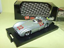 MERCEDES W196C GP FRANCE 1954 HERRMANN BRUMM R280C 1:43 Arrivée 7ème Championnat